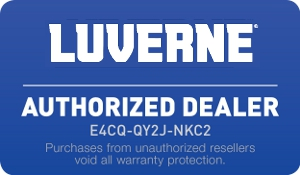 Luverne Authorized Dealer Badge