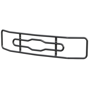 Luverne 1-1/4 Inch Grille Guard - Black - Ring Assembly Only