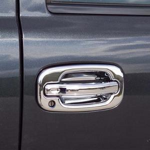 Chrome Door & Tailgate Handle Trim