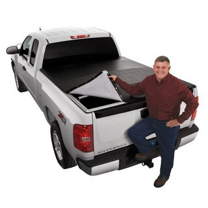Snap On and Snapless Tonneau Covers