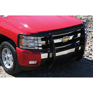 Trail FX Grille Guards - Black