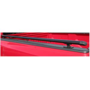 Luverne Bed Rails - Black Aluminum Oval