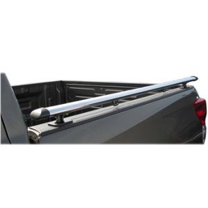 Luverne Bed Rails - Chrome Aluminum Oval