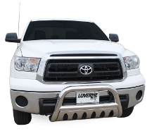 """Luverne Bull Bars - 3"""" Round - Stainless Steel"""