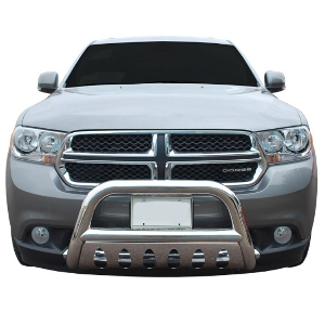 """Luverne Bull Bars - 4"""" Oval - Stainless Steel"""