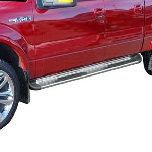 Luverne Running Boards and Tube Steps