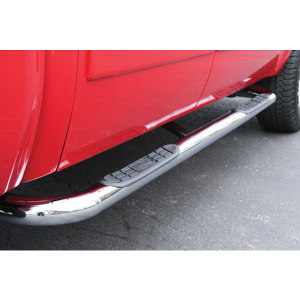 Trail FX Nerf Bars - Stainless Steel