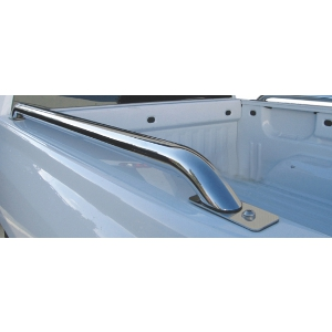 Trail FX Bed Rails - Stainless Steel