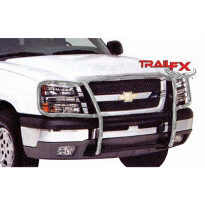 Grille Guards - Stainless Steel