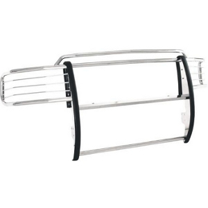 Trail FX Grille Guard - Stainless Steel