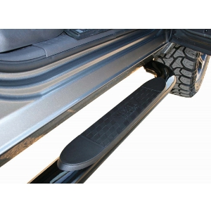Westin Running Boards and Tube Steps