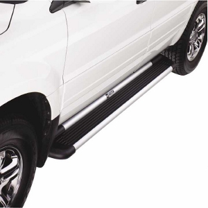 Westin Sure-Grip Running Boards - Brushed