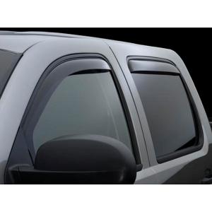 WeatherTech Window Deflectors - Tinted