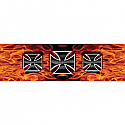 Vantage Point - Iron Crosses - Flames