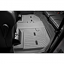 WeatherTech Floor Liners - Gray - Rear