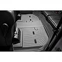 WeatherTech Floor Liners - Gray - Rear