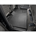 WeatherTech Floor Liners - Black - Rear
