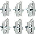 Truxedo Lo Profile QT Clamps - 1112514
