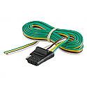 Curt 4-Way Flat Wiring Connector #58040