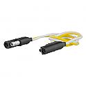 Curt 2-Way Flat Wiring Connector #58020