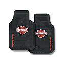 Plasticolor Floor Mat - Harley Davidson