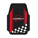 Plasticolor Floor Mat - Chevrolet Racing
