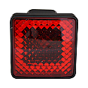 Bully - Hitch Brake Light - Front View