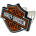 Plasticolor Hitch Cover - Harley-Davidson