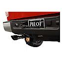 Bully - Hitch Brake Light Cover - Dodge - on truck