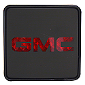 Bully - Hitch Brake Light - GMC - front view