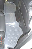 Husky Liner Floor Liner - Third Row