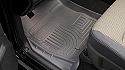 Husky Liners WeatherBeater - Front - Gray