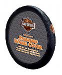 Plasticolor Steering Wheel Cover - Harley