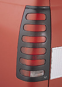 Superb AVS   Slotted Tail Light Covers