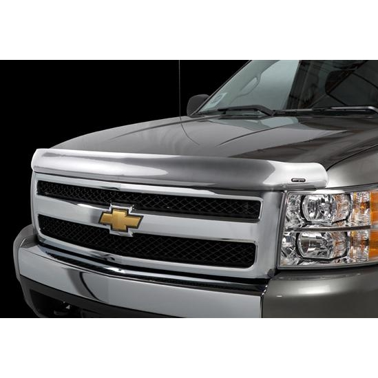 Stampede Chrome Bugshield - Chevy