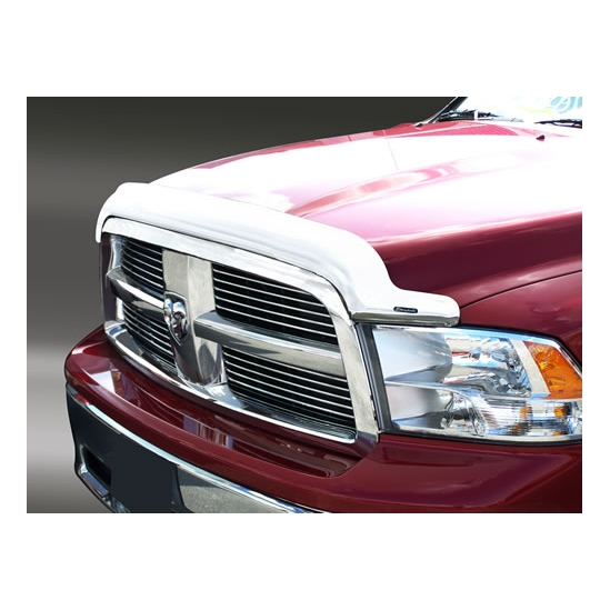 Stampede Chrome Bugshield - Dodge