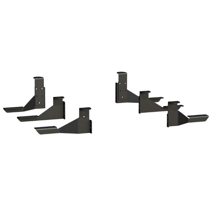 Regal 7 and Grip Step Bracket Kit - Body/Frame Mount