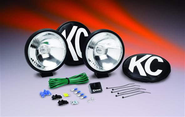 KC HiLites - Apollo Series - Driving Light - 6 Inch