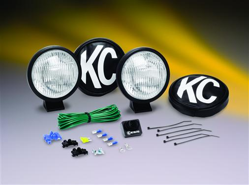 KC HiLites - Apollo Series - Fog Light - 5 Inch