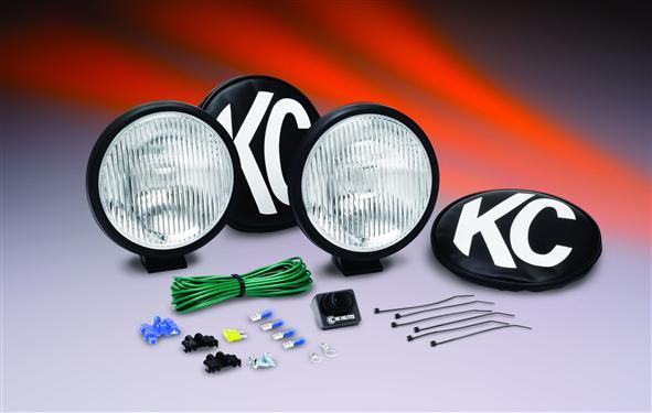 KC HiLites - Apollo Series - Fog Light - 6 Inch