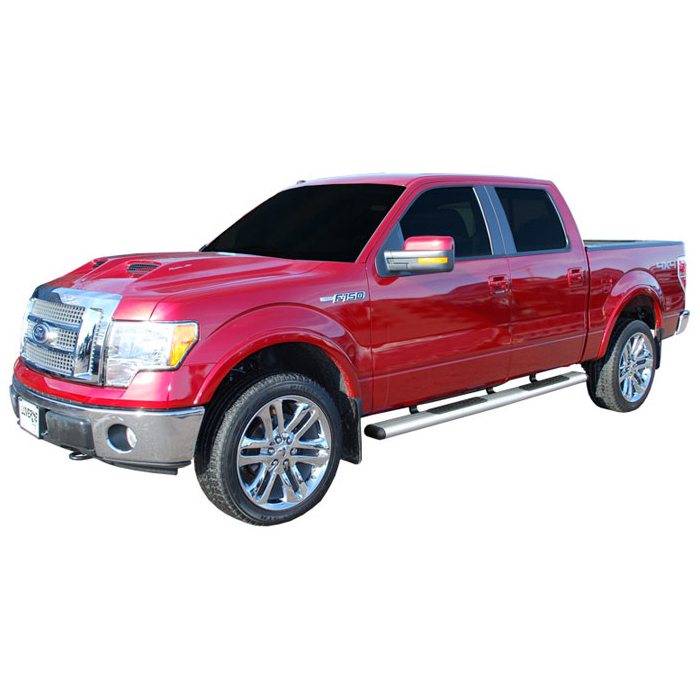 Luverne - O-Mega Steps - Satin - Ford F150