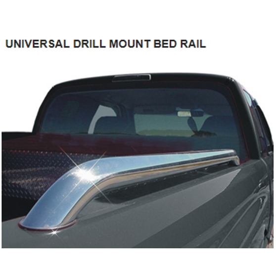 Universal Drill Mount Bed Rails