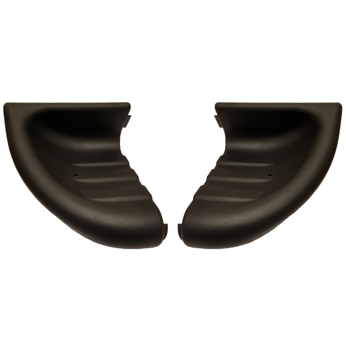 Luverne Side Entry Step Replacement End Caps - 104254