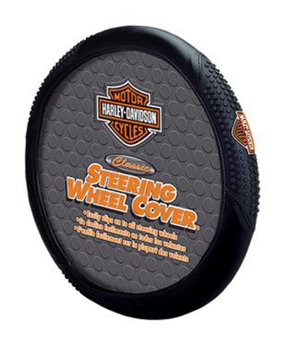 Plasticolor Steering Wheel Cover - 6340