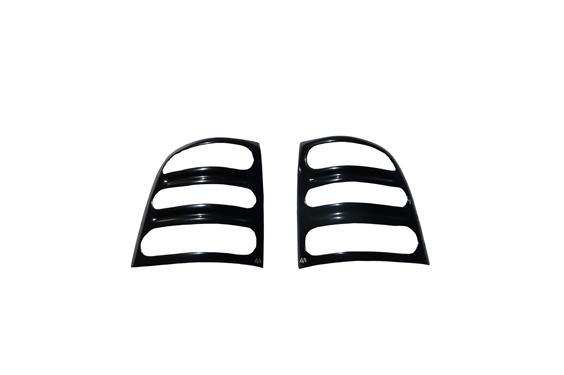 Auto Ventshade Taillight Covers - Slotted - 36544