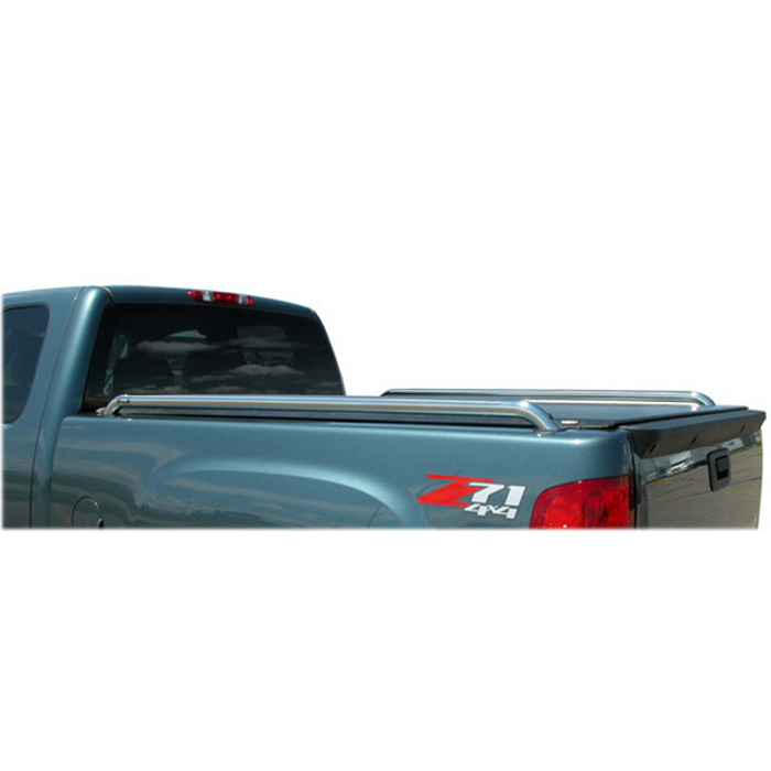 Luverne Stainless Steel Truck Bed Rails - 510090