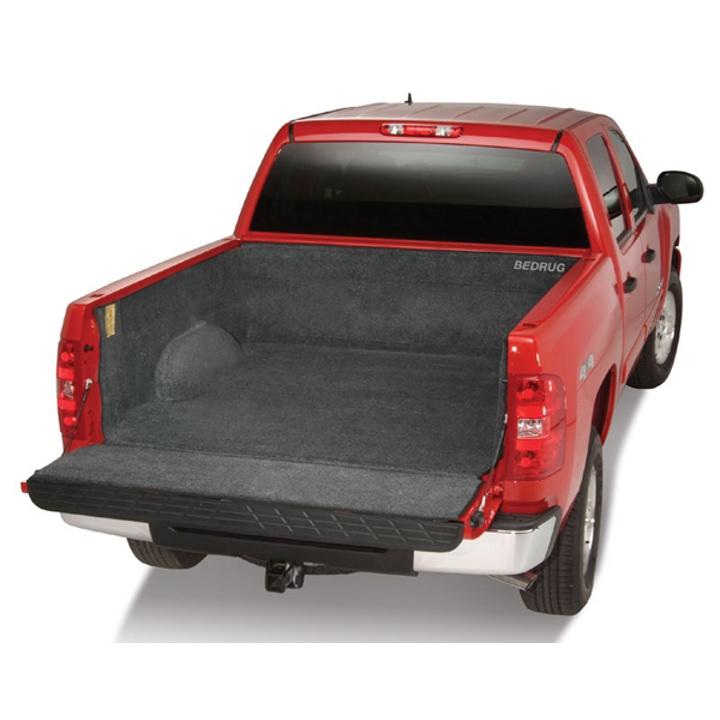 BedRug Carpet Truck Bed Liner - BRQ17SBK