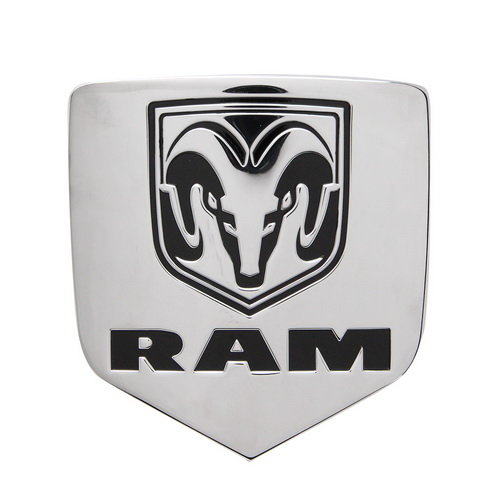 Bully Hitch Covers - Dodge Ram