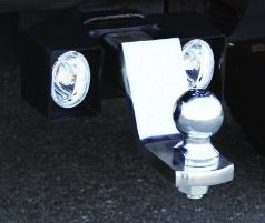 Bully Hitch Receiver Light