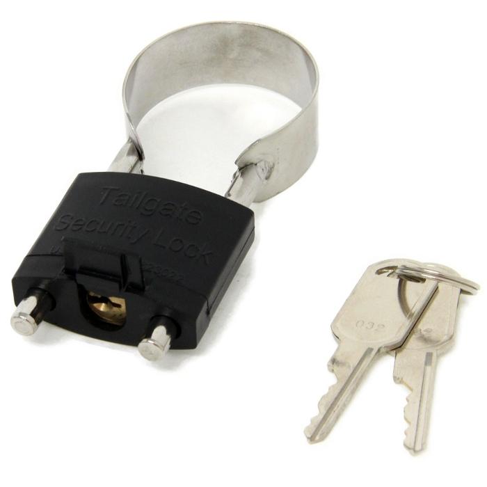 Bully Tailgate Anti-Theft Lock